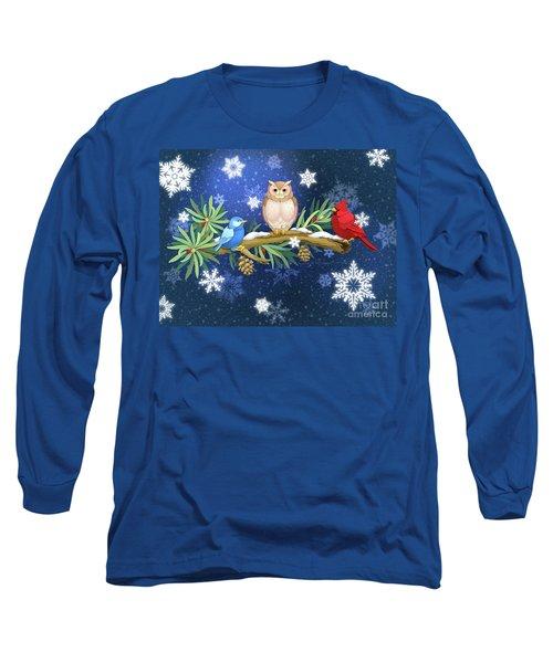 The Winter Watch Long Sleeve T-Shirt