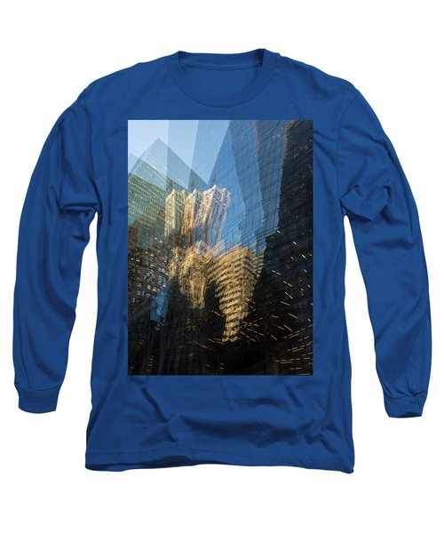 Long Sleeve T-Shirt featuring the photograph The World Keeps Turning by Alex Lapidus