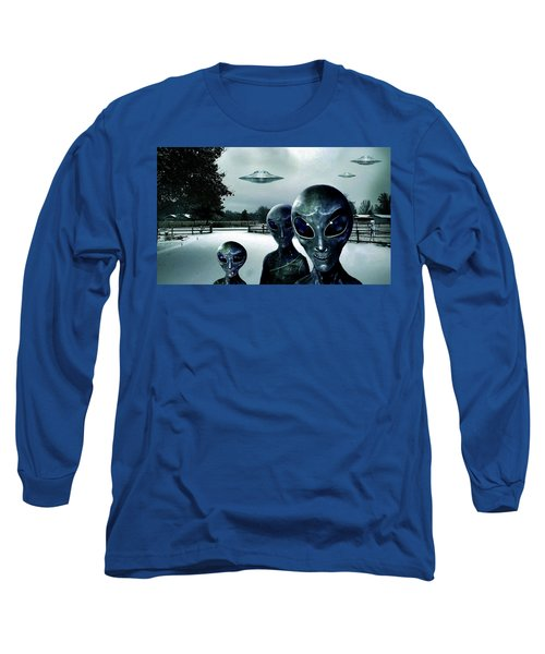 Them Outlanders . . .  Long Sleeve T-Shirt