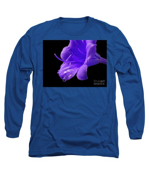 Thirst For Life Long Sleeve T-Shirt