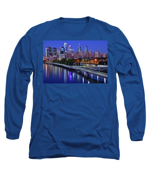 Long Sleeve T-Shirt featuring the photograph This Is The Shot You Want by Frozen in Time Fine Art Photography