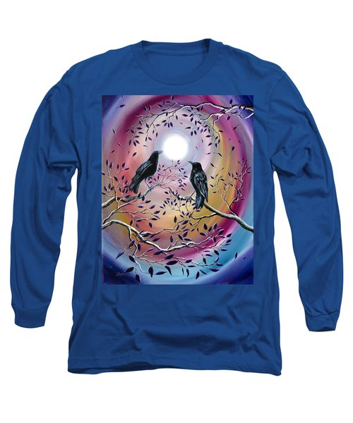 Thought And Memory Long Sleeve T-Shirt