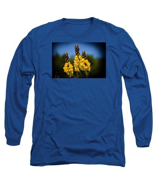Three Sisters Long Sleeve T-Shirt by Milena Ilieva