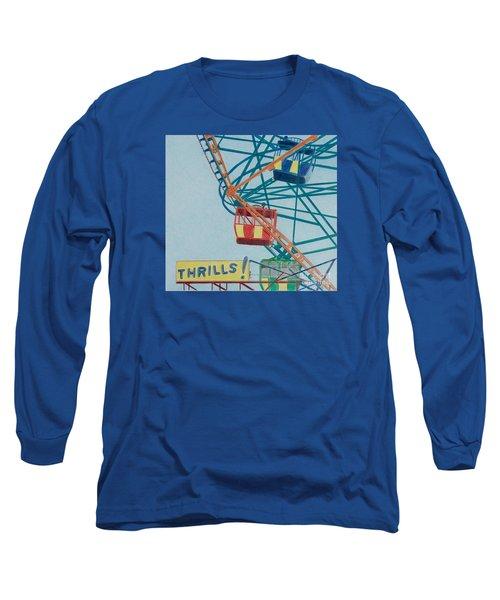 Thrills Long Sleeve T-Shirt