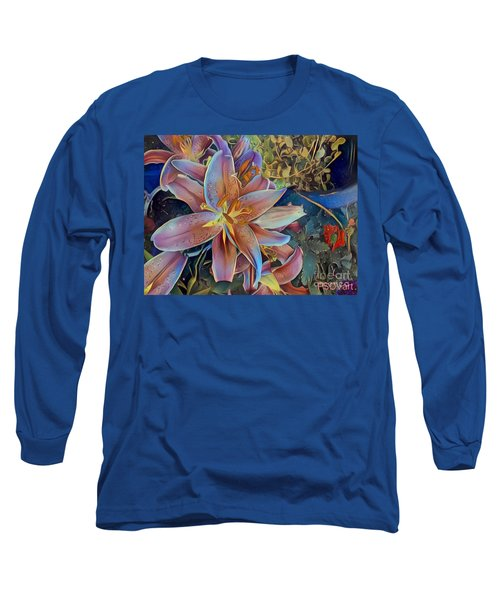 Tiger Lily 1 Long Sleeve T-Shirt