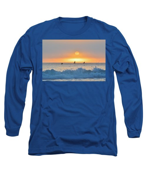 Time To Fly Long Sleeve T-Shirt