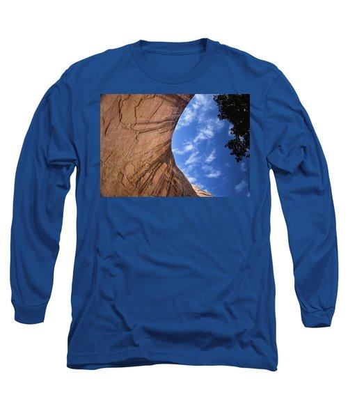 Tones Of Solitude Long Sleeve T-Shirt