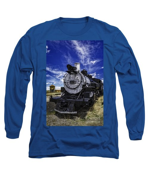 Train Kept A Rollin Long Sleeve T-Shirt