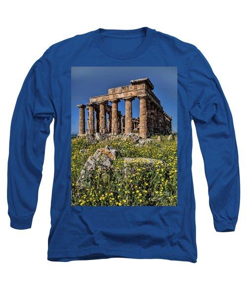 Trapani, Sicily Long Sleeve T-Shirt