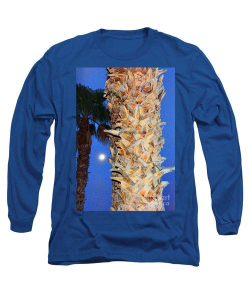 Trees Capture Sun Long Sleeve T-Shirt
