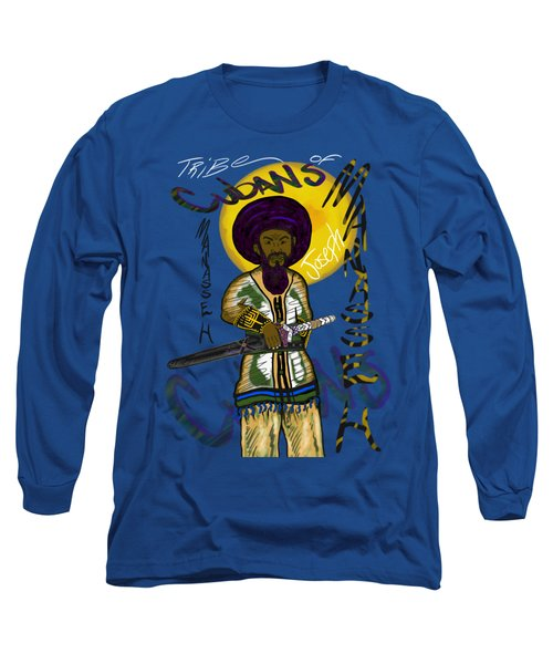 Tribe Of Manasseh Long Sleeve T-Shirt