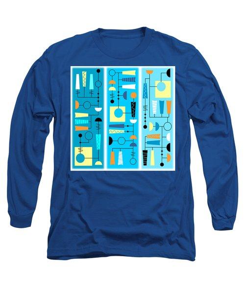 Triple Treat Long Sleeve T-Shirt by Tara Hutton