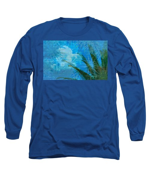 Tropical Afternoon Long Sleeve T-Shirt