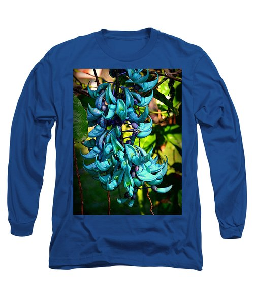Tropical Jade Long Sleeve T-Shirt