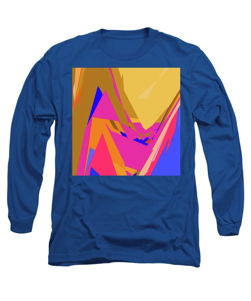 Tropical Ravine Long Sleeve T-Shirt