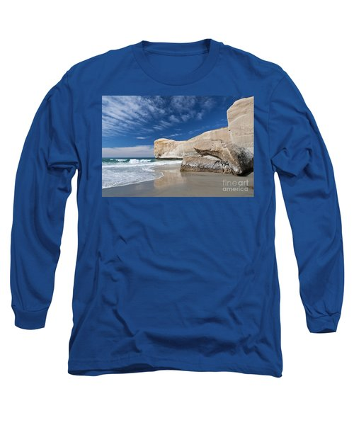 Tunnel Beach 1 Long Sleeve T-Shirt
