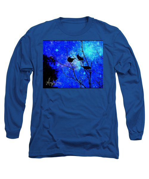 Twilight Long Sleeve T-Shirt by MaryLee Parker