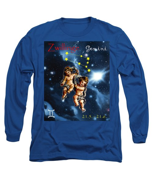 Twins Of Heaven Long Sleeve T-Shirt