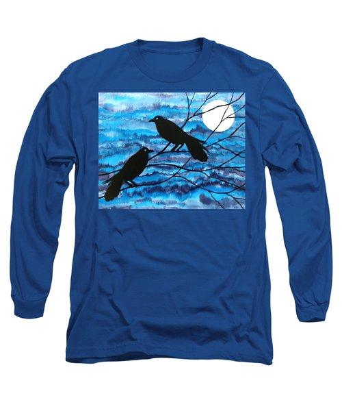 Two Ravens Long Sleeve T-Shirt