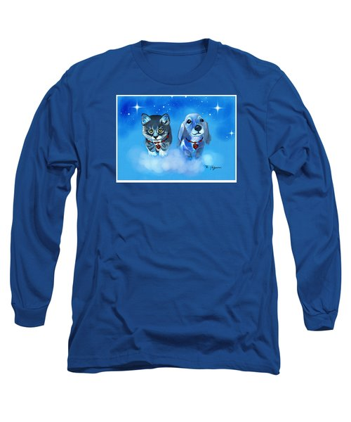 Two Sweeties Long Sleeve T-Shirt