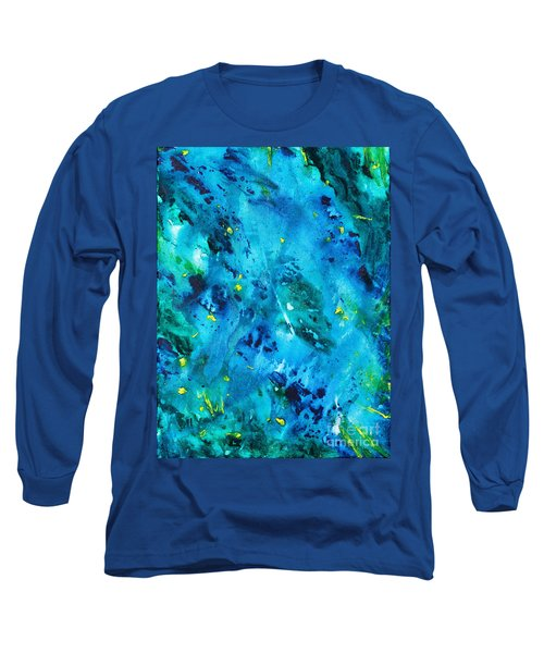 Underwater Forest Long Sleeve T-Shirt