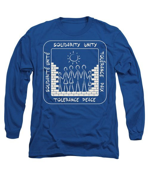 Unity Shirt Long Sleeve T-Shirt