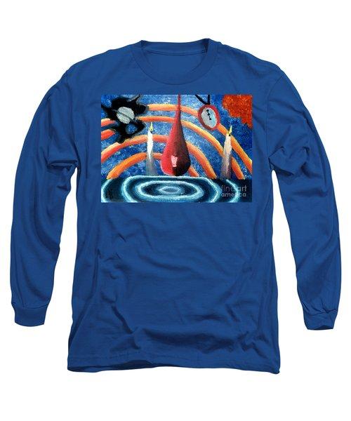 Universe Sky Long Sleeve T-Shirt