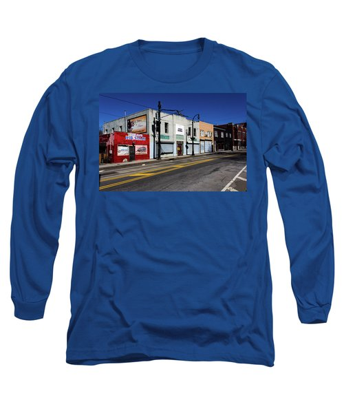 Urban Street Life Long Sleeve T-Shirt