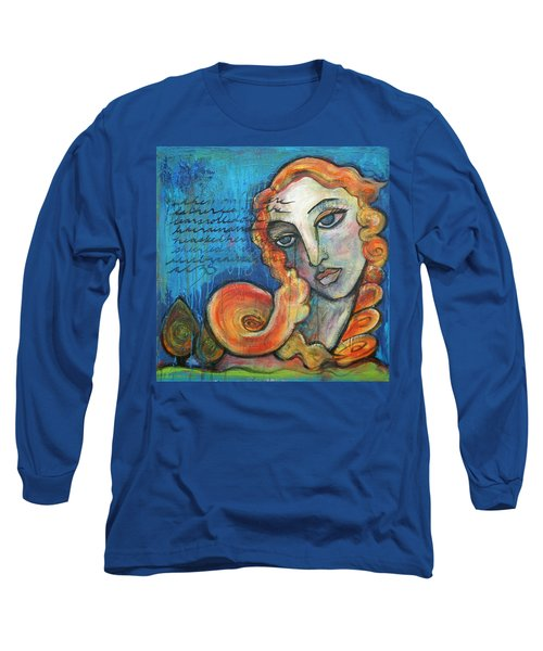 Venus Lets Go Long Sleeve T-Shirt
