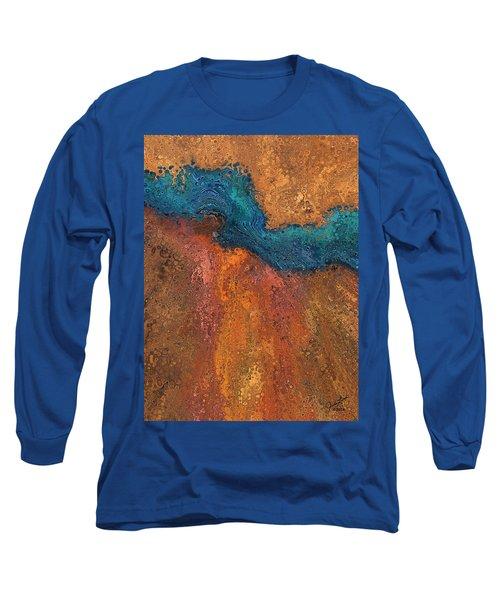 Verge Long Sleeve T-Shirt by The Art Of JudiLynn