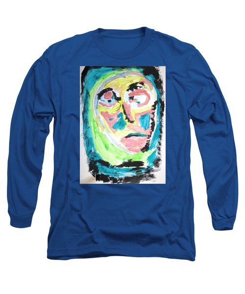 Verging On Morbidity Long Sleeve T-Shirt by Esther Newman-Cohen