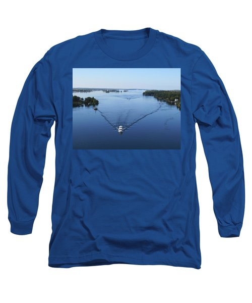 View From The Bridge Long Sleeve T-Shirt