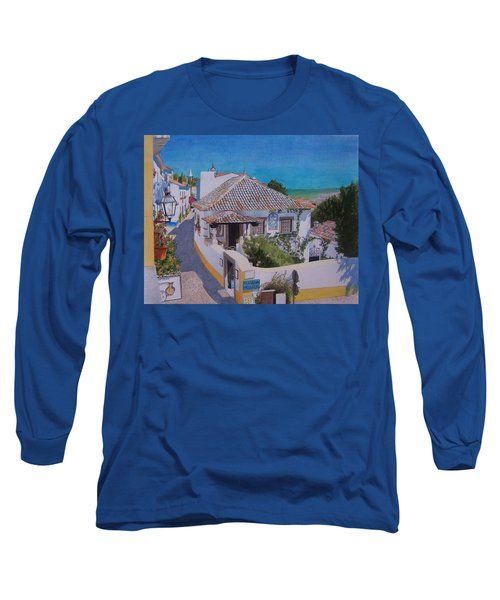 View On Obidos Long Sleeve T-Shirt