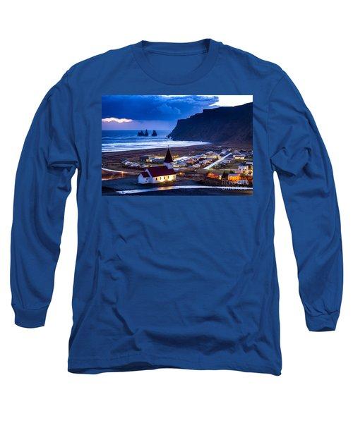 Vik Iceland Long Sleeve T-Shirt