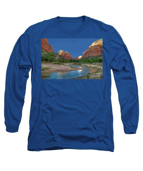 Virgin River Bend Long Sleeve T-Shirt