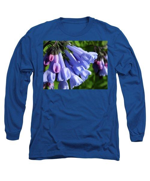 Virginia Blue Bells Long Sleeve T-Shirt