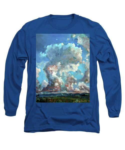 Virginia Sky Long Sleeve T-Shirt