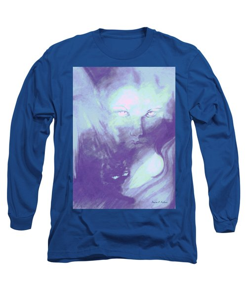 Visions Of The Night Long Sleeve T-Shirt