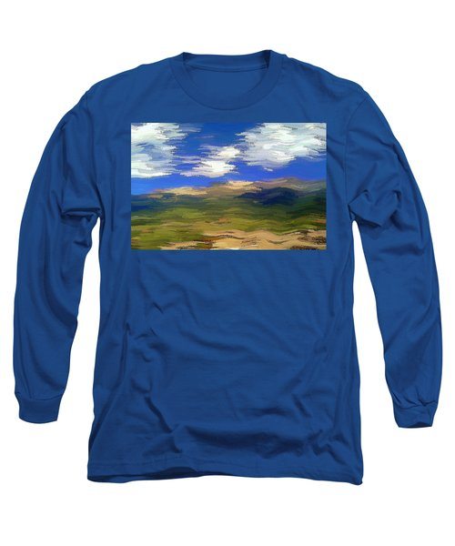 Vista Hills Long Sleeve T-Shirt