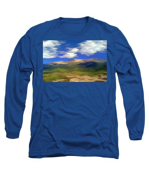 Vista Hills Long Sleeve T-Shirt