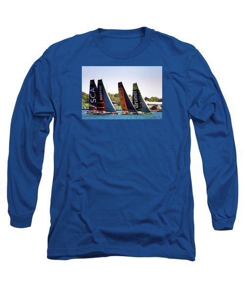 Volvo Ocean Race Newport Ri Long Sleeve T-Shirt