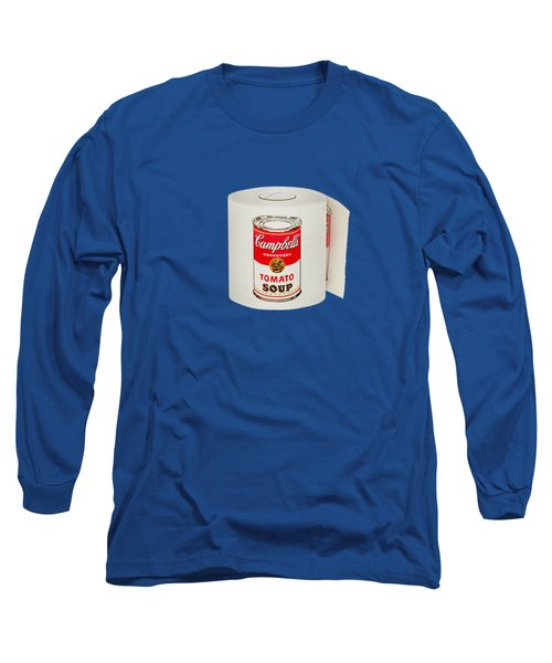 War Roll - Poop Art Long Sleeve T-Shirt