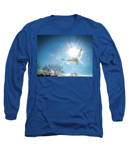 Warmed Wings Long Sleeve T-Shirt