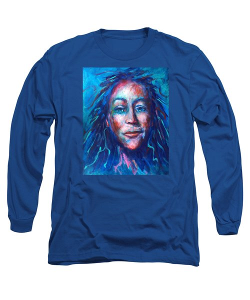 Warrior Goddess Long Sleeve T-Shirt