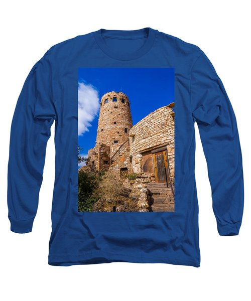 Watch Tower Long Sleeve T-Shirt by Jerry Cahill