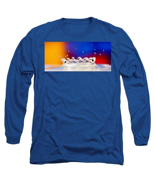 Water Drop Long Sleeve T-Shirt