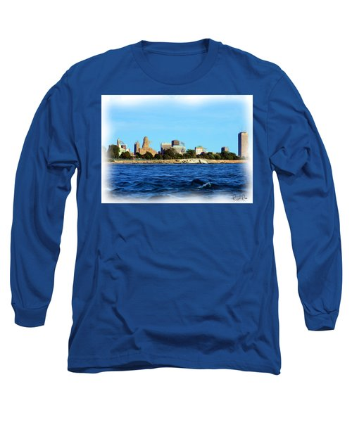 Waterfront Decay Four Long Sleeve T-Shirt
