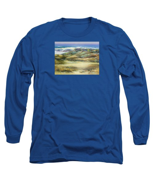 Water's Edge Long Sleeve T-Shirt by Glory Wood
