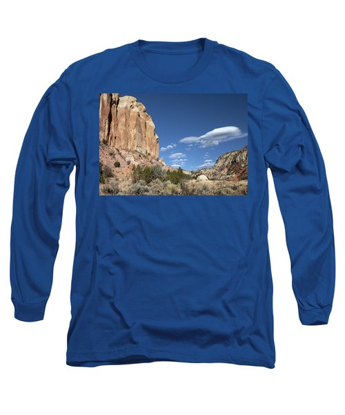 Way In The Distance Long Sleeve T-Shirt by Elvira Butler