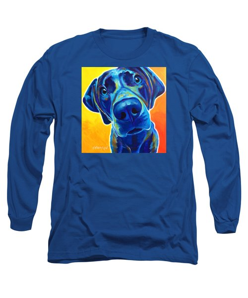 Weimaraner - Bentley Long Sleeve T-Shirt